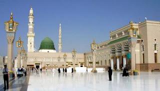 Al-Masjid al-Nabawi, Saudi Arabia