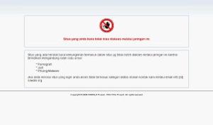 Trik dan Tips membuka situs yang di blokir